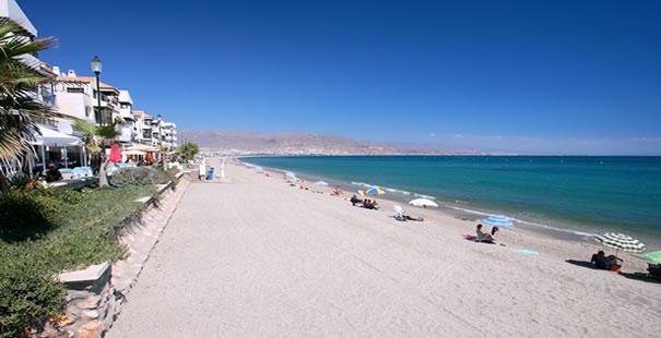 hotel playa azul almeria: