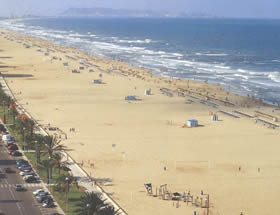 Playa Norte de Gand�a