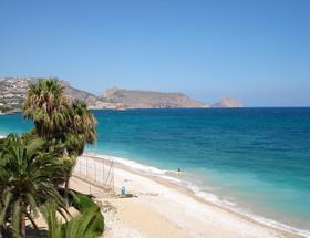Playa de Cap Negret