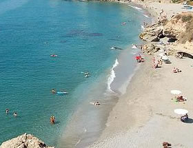 Playa Molino de Papel