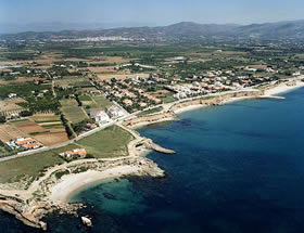 Playa Las  Calas
