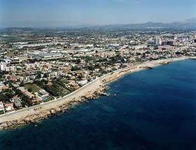 Playa Sur de Vinaroz