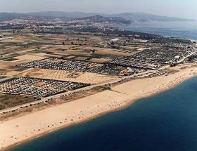 Playa de Malgrat Nord