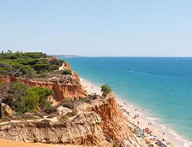 Playa de Fal�sia