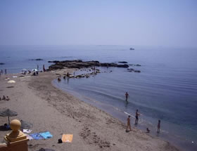 Playa de Torremuelle