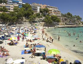 Playa de Illetas