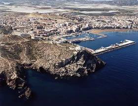 Playa Puerto de Mazarrn