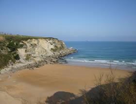 Playa de Matale�as