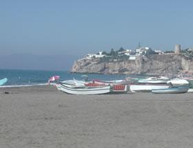 Playa Cala del Moral