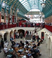 Barrio de Covent Garden