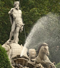 Fuente de Neptuno