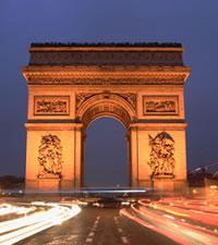 Arco de Triunfo - Palacio de Congresos
