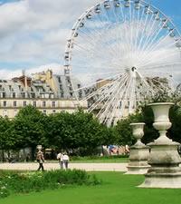 Jard�n Des Tuileries