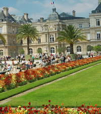 Jardn De Luxemburgo 