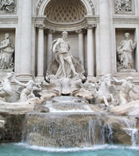 Fuente de Trevi