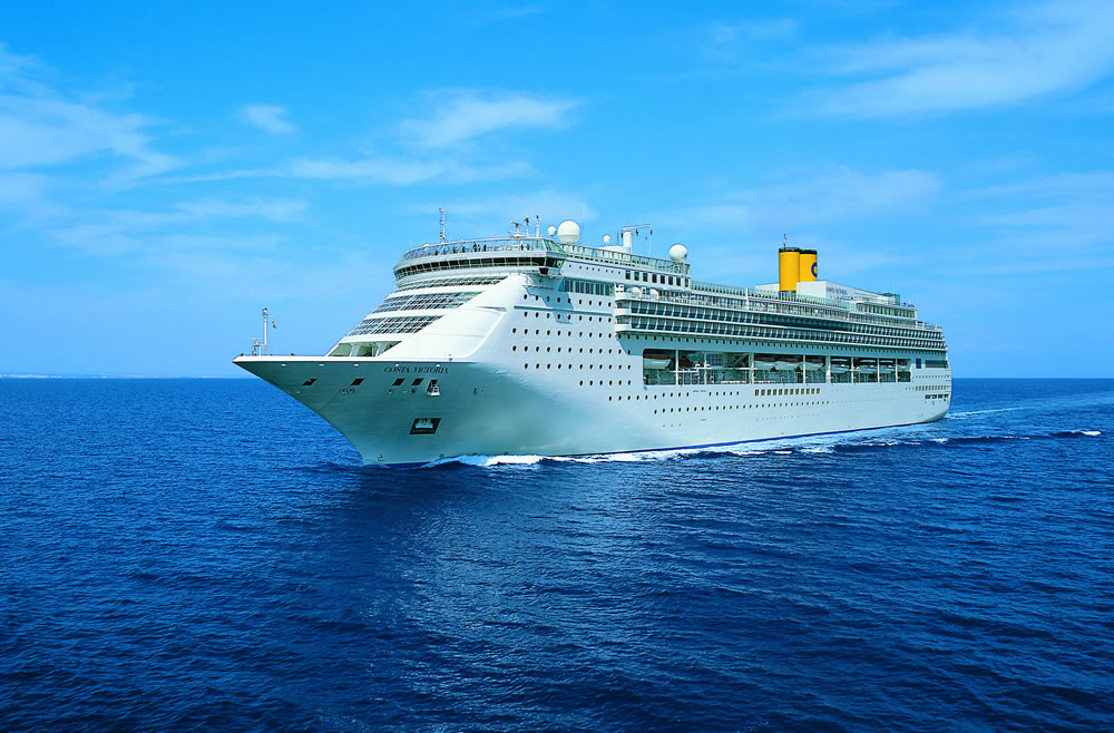 Itinerarios y precios costa deliziosa costa cruceros for Costa pacifica ponti