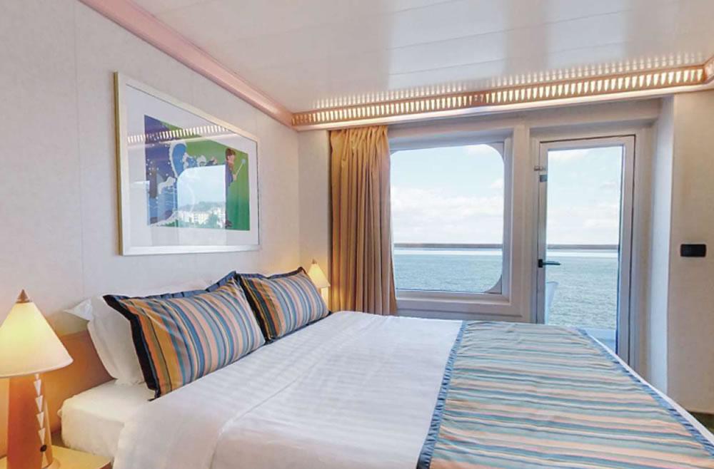 Categor as y camarotes del barco costa magica costa for Costa mediterranea ponti