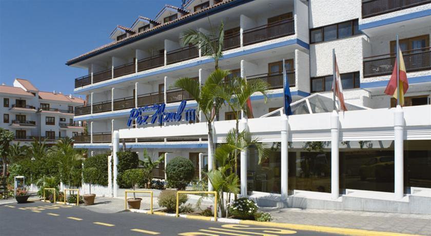Hotel Aptos. Pez Azul