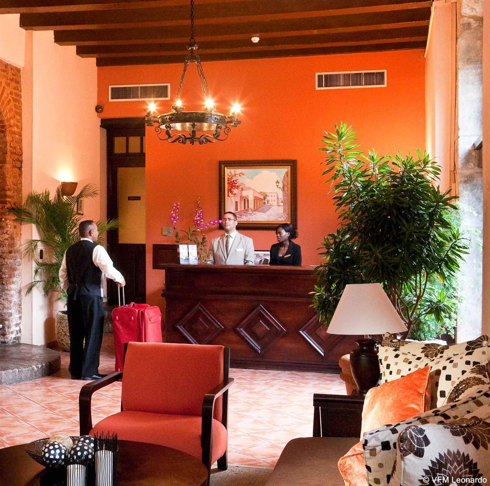 Hotel Frances Santo Domingo Mgallery Collection