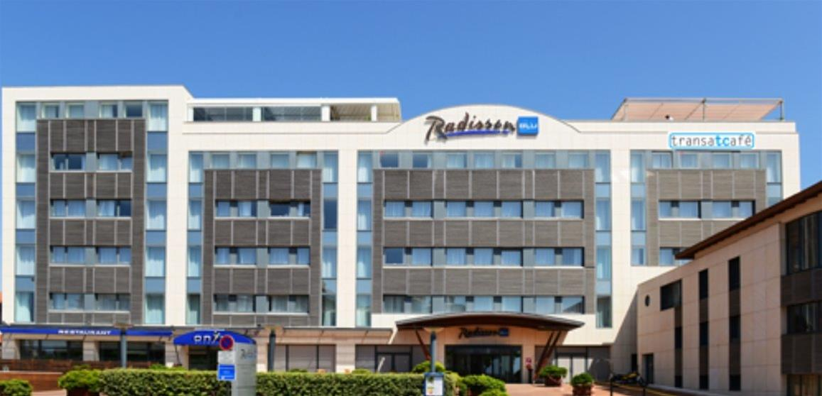 Hotel Radisson Blu Biarritz