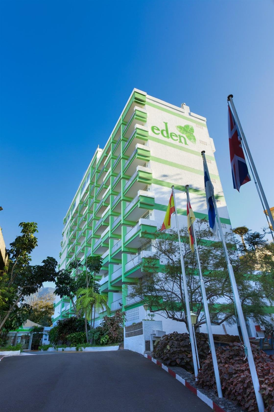 Hotel Aptos. Parque Vacacional Eden