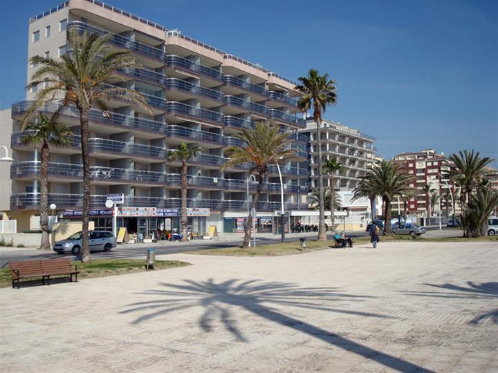 Hotel Aptos. Pompeya