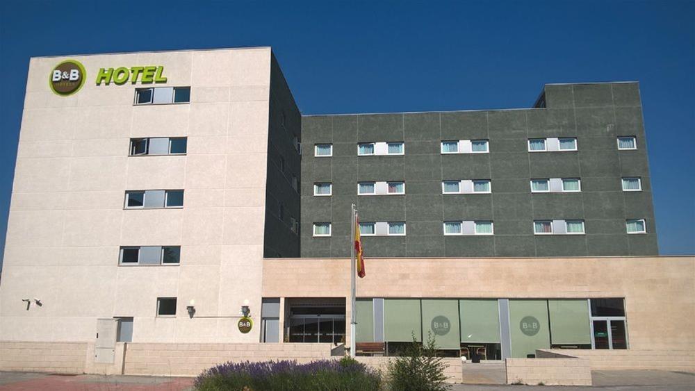 Hotel Holiday Inn Express Madrid Airport