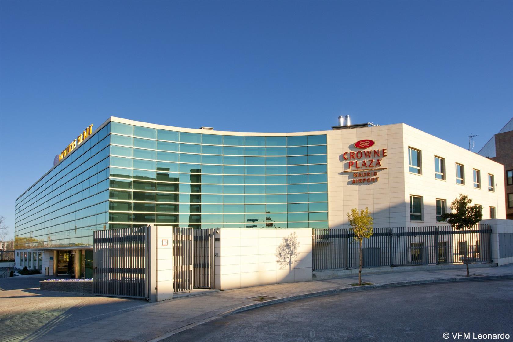 Hotel Crowne Plaza Madrid Airport