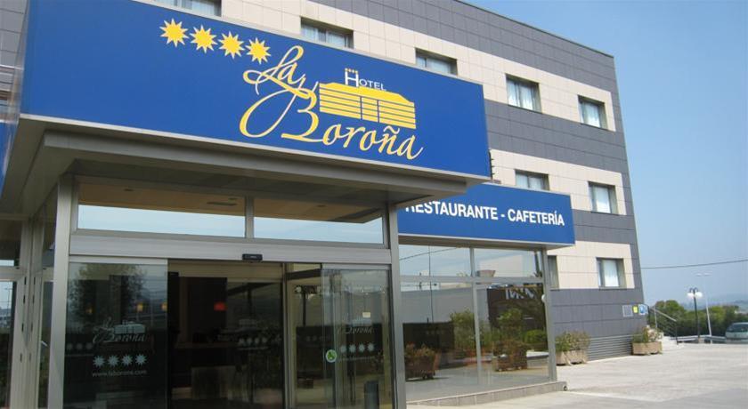 Hotel La Boro�a