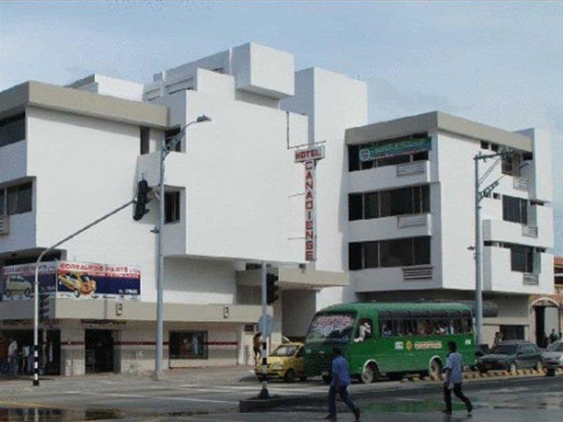 Canadiense Barranquilla Hotel