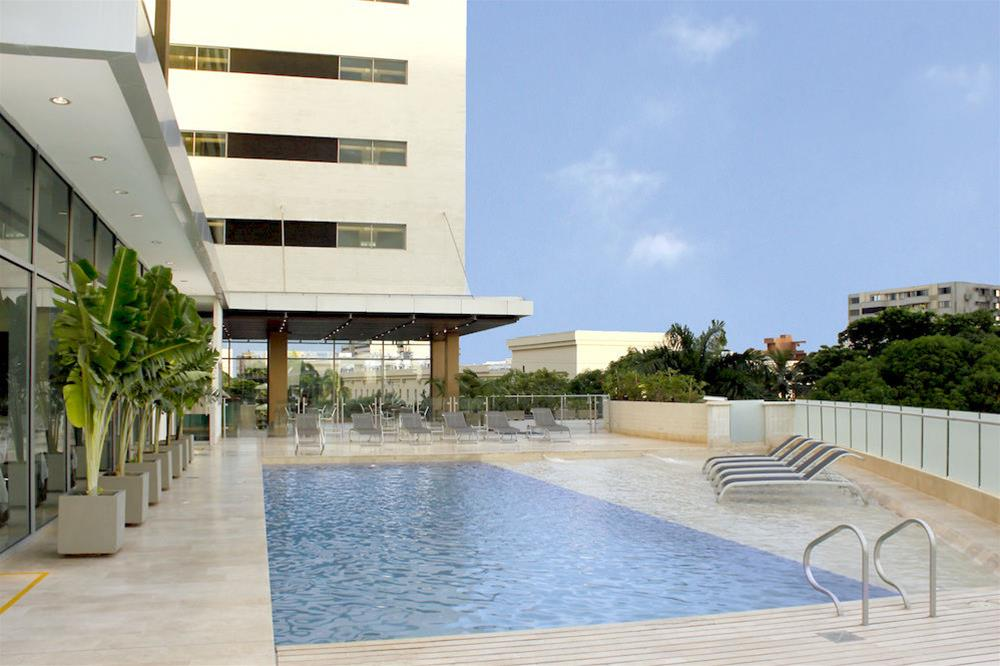 Hotel Aptos. Estelar Barranquilla
