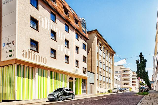 Hotel Attimo Stuttgart