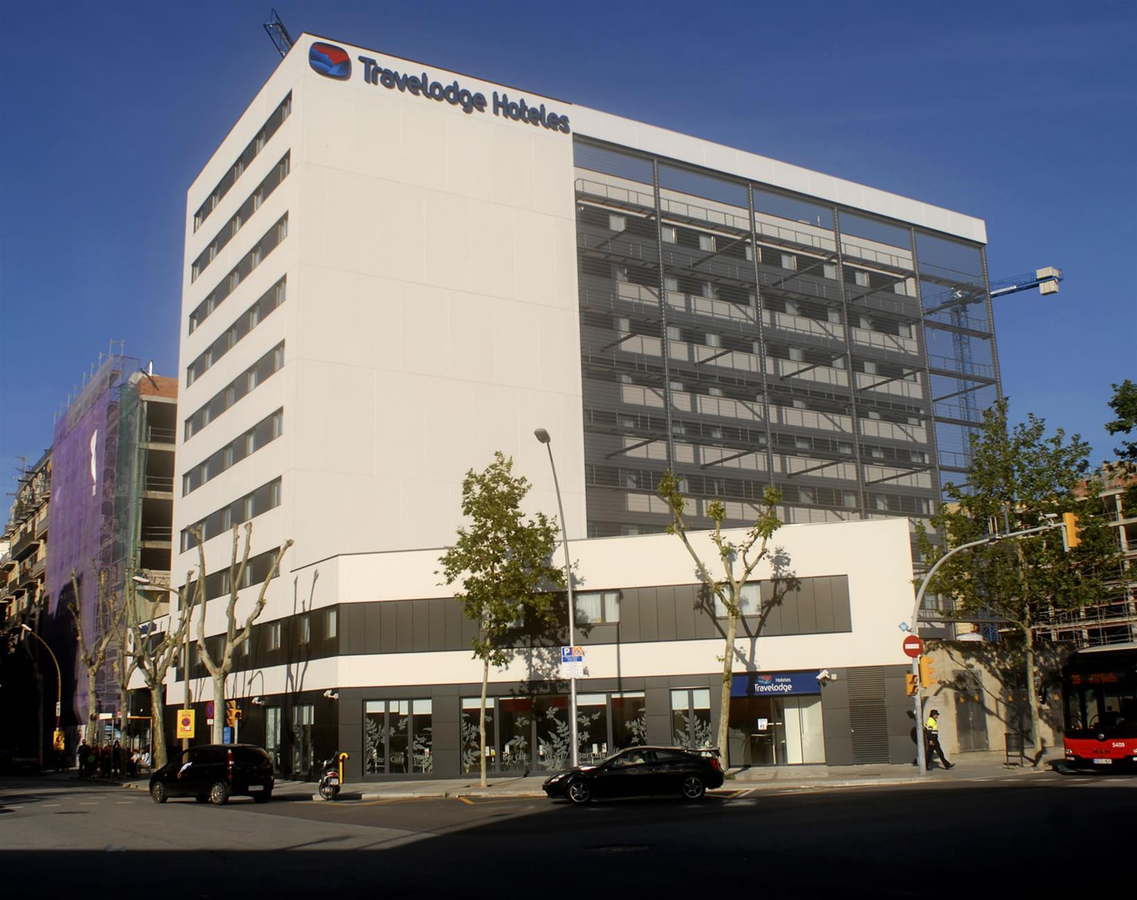 Hotel Travelodge Madrid Alcal�