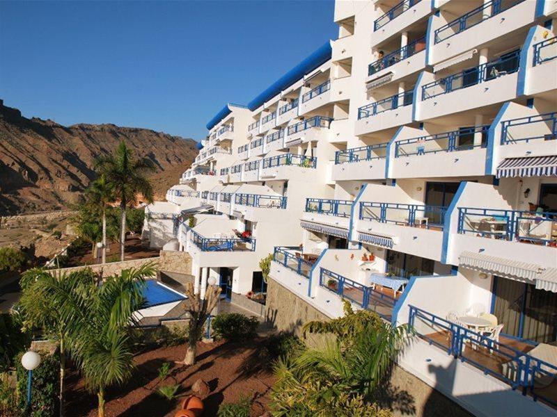 Hotel Aptos. Vista Taurito