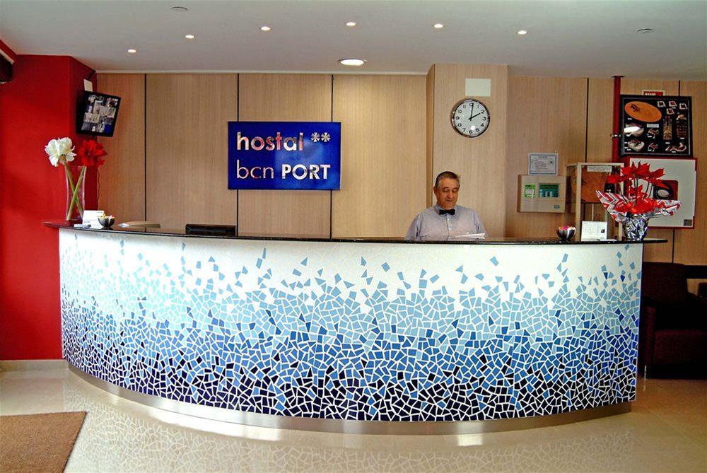 Hotel Bcn Port Hostal