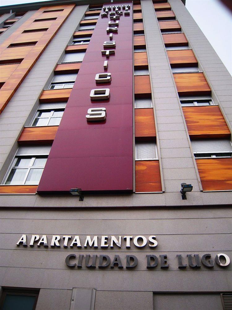 Aparthotel Ciudad De Lugo
