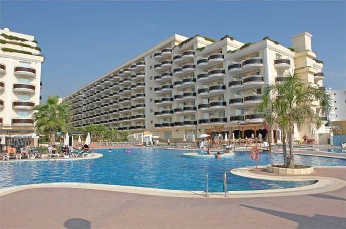 Hotel Pe�iscola Plaza Suites
