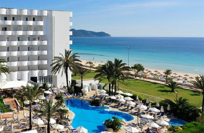 HotelHipotels Hipocampo Playa