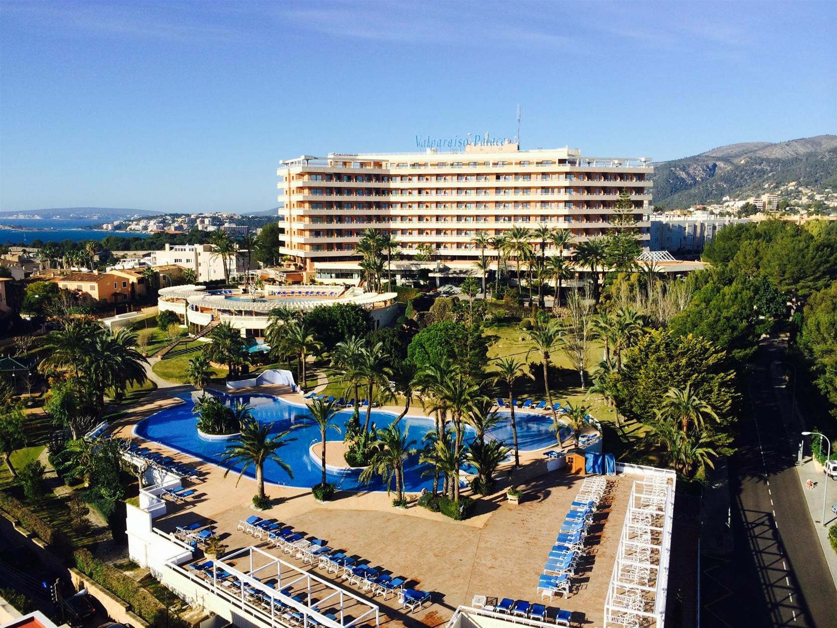 HotelGPRO Valparaiso Palace Spa