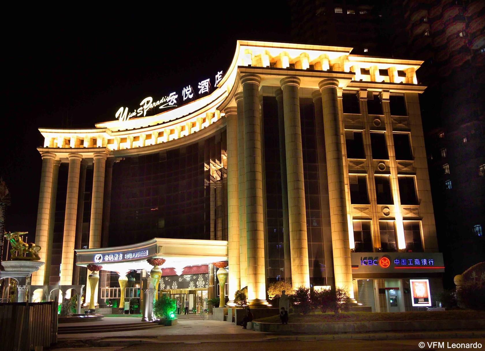 Hotel Yun's Paradise