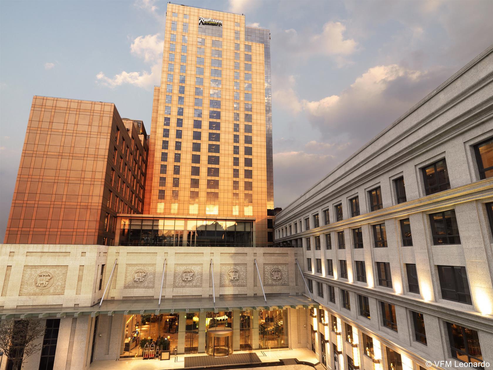 Hotel Radisson Hong Quan