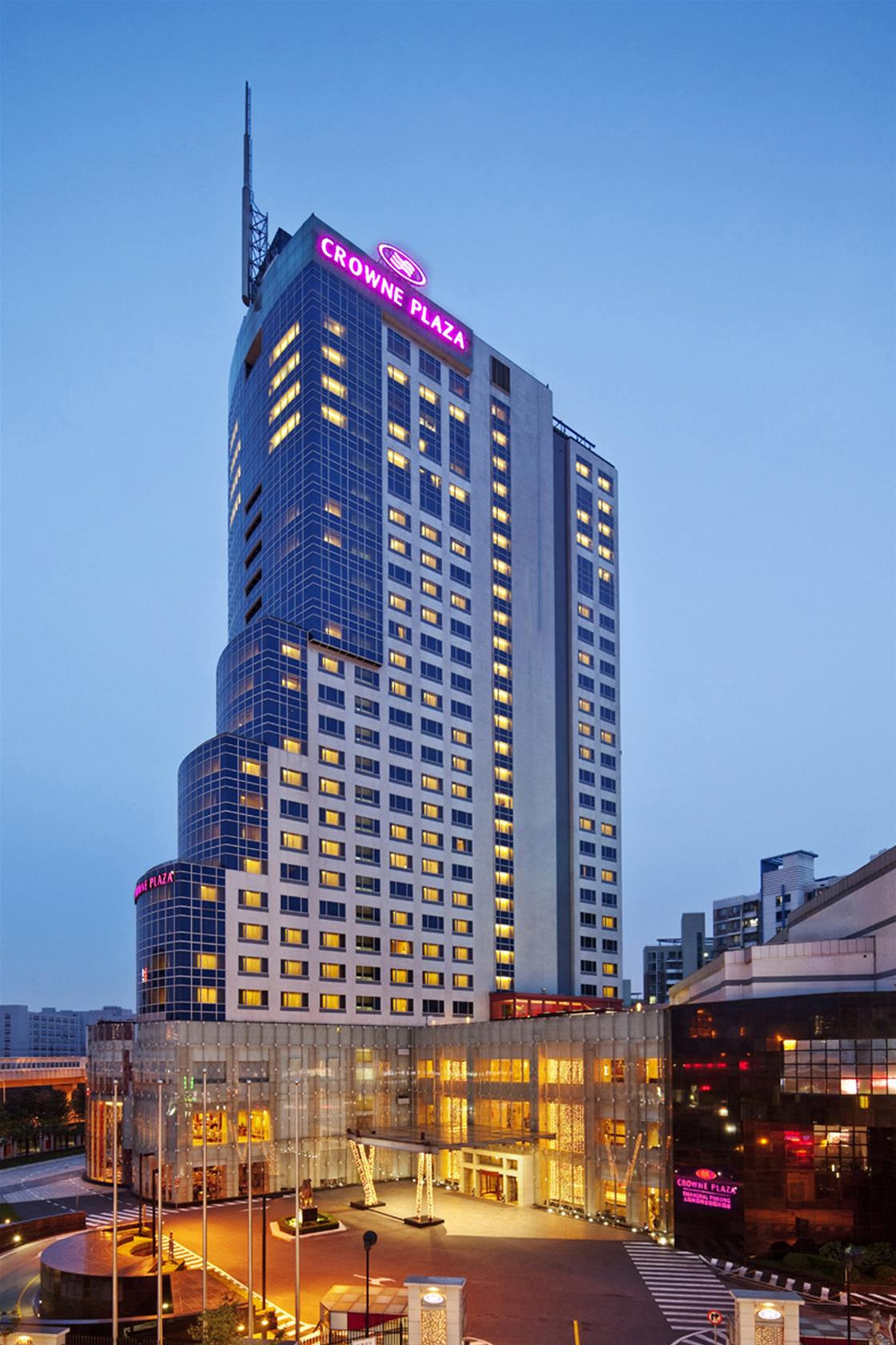 Hotel Crowne Plaza Pudong