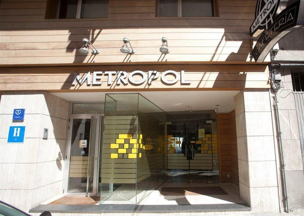 Apartahotel Metropol By Carris