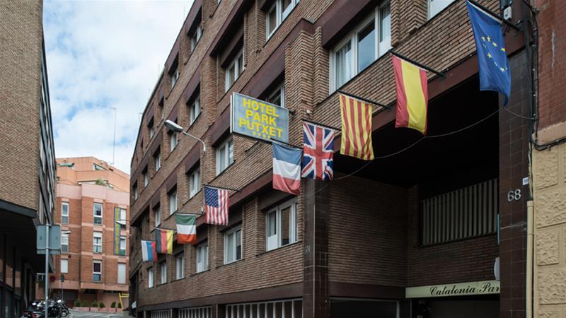 Hotel Catalonia Park Putxet