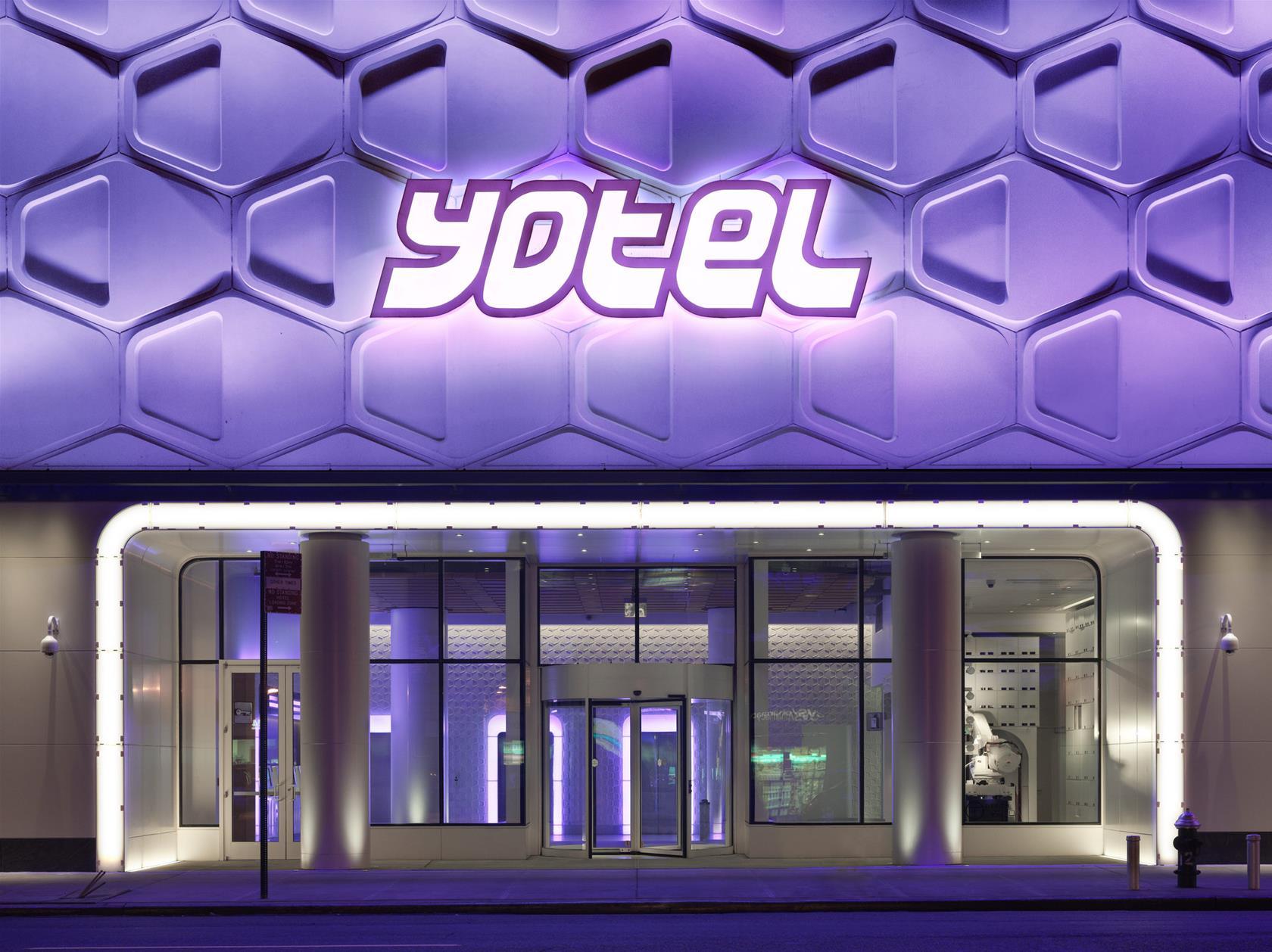 Yotel New York 3. Nueva York