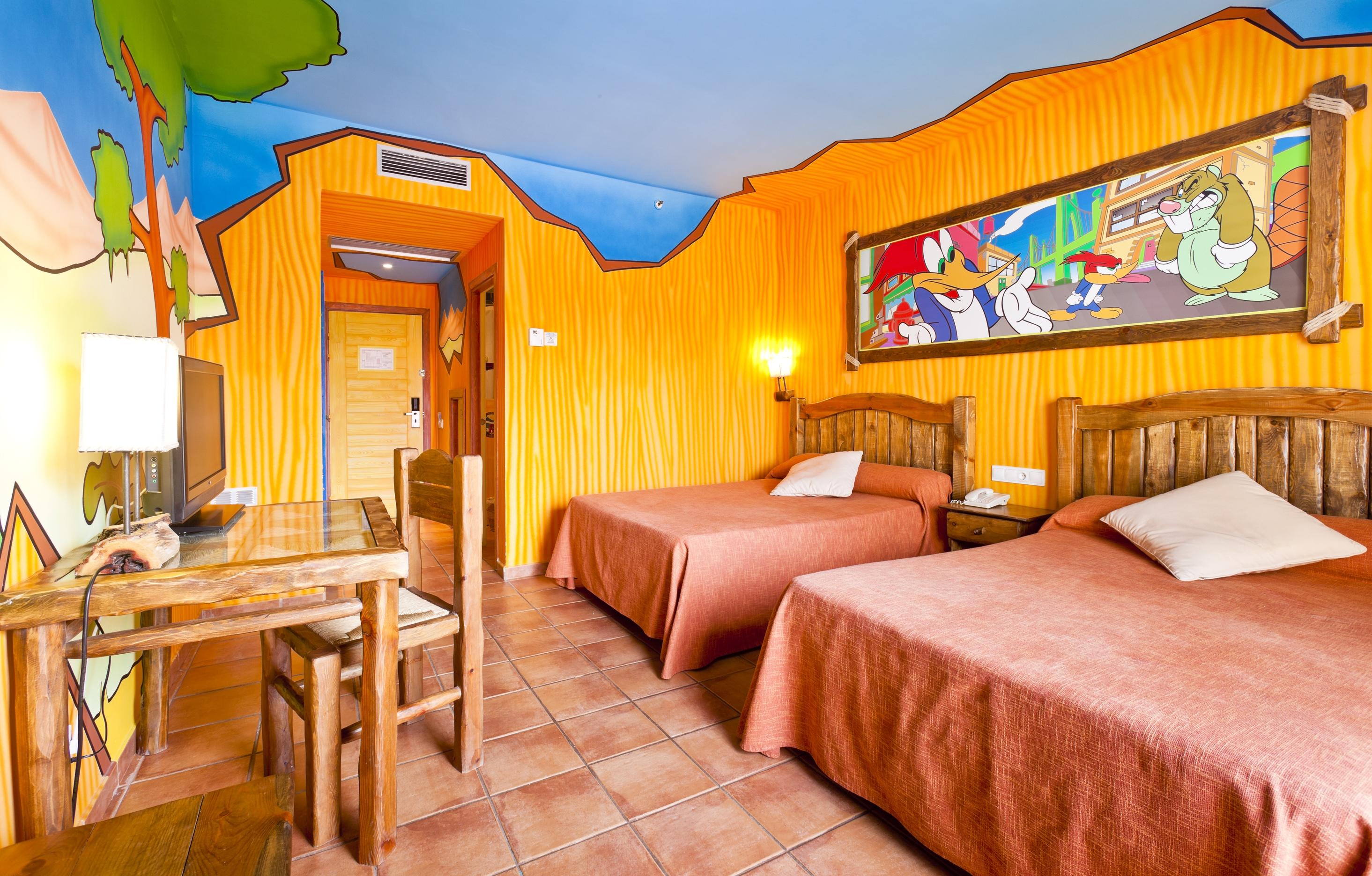 PortAventura Hôtel PortAventura, Portaventura à partir de 105€ - Logitravel