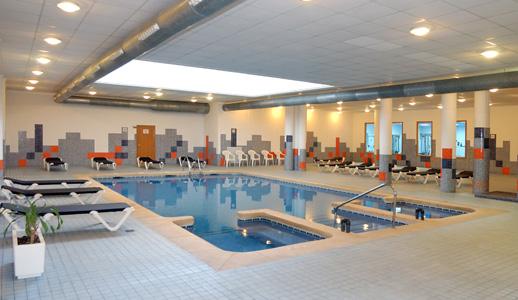 Hotel flamingo oasis en benidorm costa blanca desde 32 for Piscina climatizada benidorm