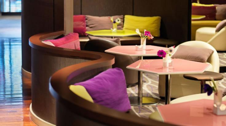 Hotel hyatt regency paris etoile par s logitravel - Restaurant el ward porte maillot ...