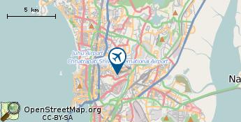 Aeropuerto de Bombay