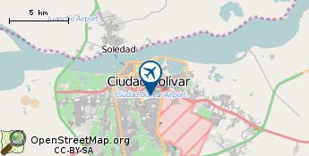 Aeropuerto de Ciudad Bolivar